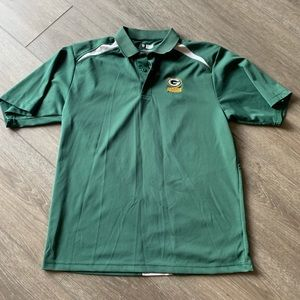 Green Bay Packers NFL polo shirt size large